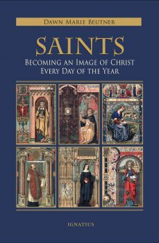 Saints: Becoming an Image of Christ book cover